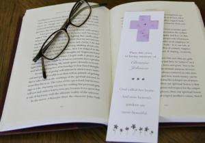 Cross Seed Bookmark