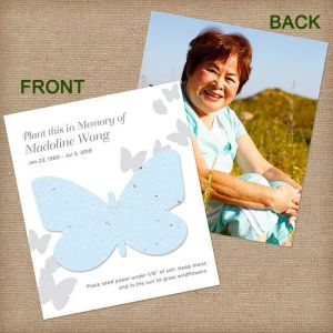 Butterfly Plantable Grow Card