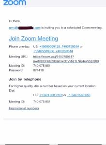 virtual funeral zoom meeting